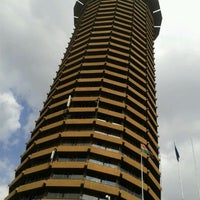 Photo taken at KICC by Brian R. on 10/7/2011