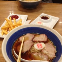 Photo taken at Hachiban Ramen by P.amprai on 6/28/2012