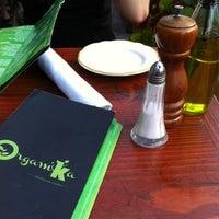 Photo taken at Organika - Organic Bar & Kitchen by Jason F. on 6/8/2012