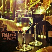 Photo taken at Fabbrica Di Pizza by Priscila on 6/17/2012
