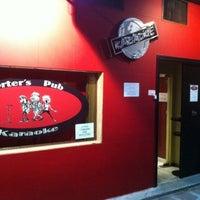Photo taken at Porter's Pub by PORTERS PUB K. on 10/23/2011