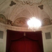 Photo taken at Salzburger Marionettentheater by Andrew O. on 6/25/2011
