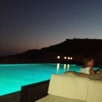 Photo taken at DoubleTree by Hilton Resort Kos - Helona by Hotel Diplomatic on 8/4/2012