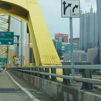 Photo taken at Pittsburgh by Patrick R. on 8/14/2012