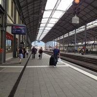 Photo taken at Bahnhof Olten by Nicolas B. on 6/19/2012