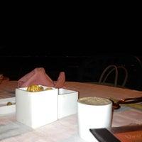 Photo taken at SUGAR & SPICE Restaurant Crepêrie Bar by Jon S. on 5/8/2012