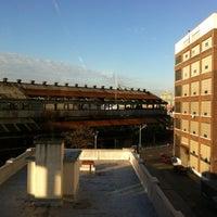 Photo taken at Brooklyn Navy Yard Center at BLDG 92 by DB on 1/28/2012