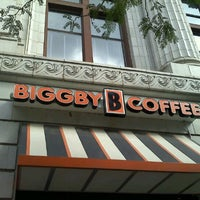 Photo taken at BIGGBY COFFEE by Darrell on 9/24/2011