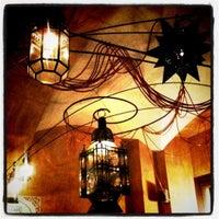Photo taken at Hafa Cafè by Aurora I. on 1/2/2011