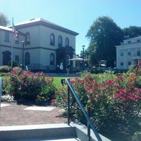 Photo taken at Touro Synagogue by anthony d. on 8/29/2012