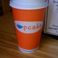Photo taken at Cupcake by Krissy B. on 10/15/2011