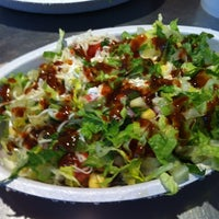 Photo taken at Chipotle Mexican Grill by Lienna T. on 1/16/2012