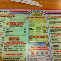 Photo taken at Waffle House by Dishcrawl M. on 3/26/2012