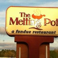 Photo taken at The Melting Pot by Regina K. on 2/20/2012