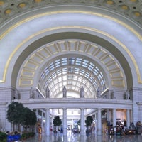 Photo taken at Union Station by bill s. on 1/11/2011