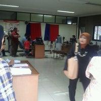 Photo taken at Kantor Kelurahan Baru by Andi S. on 10/8/2011