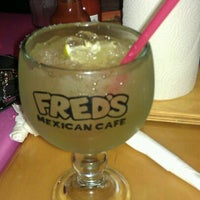 Photo taken at Fred's Mexican Cafe by Raine T. on 1/16/2012