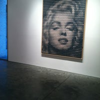 Photo taken at Hasted Kraeutler Gallery by cheryl w. on 2/17/2012