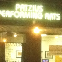 Photo taken at Patzius Performing Arts by Brian G. on 11/22/2011