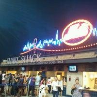 Photo taken at Shake Shack by Elaine W. on 9/7/2012