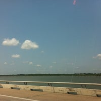 Photo taken at Lake Lavon by Tasha on 8/17/2012