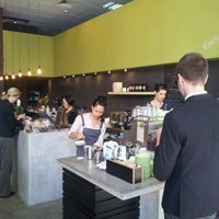 Photo taken at Bench Espresso by Cam L. on 11/7/2011