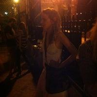 Photo taken at PBR Bar by Josh D. on 7/27/2012