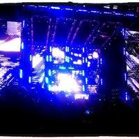 Photo taken at Ultra Music Festival XIV 2012 by Ekaterina V. on 3/26/2012