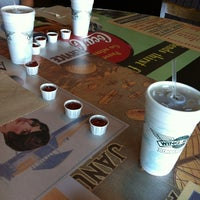 Photo taken at Wingstop by Lisa K. on 5/19/2012