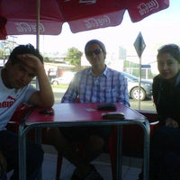Photo taken at Telepizza by Diego C. on 11/1/2011