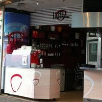 Photo taken at Hot Pipis Cafe by Jolane W. on 2/2/2012