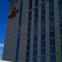 Photo taken at Renaissance Portsmouth-Norfolk Waterfront Hotel by Shari P. on 4/27/2012