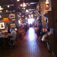 Photo taken at Cracker Barrel Old Country Store by Hector C. on 8/15/2011