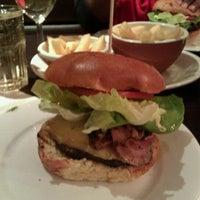 Photo taken at Gourmet Burger Kitchen by Derryck B. on 9/18/2011