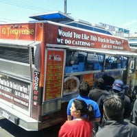 Photo taken at El Tonayense Taco Truck by Ryan K. on 5/13/2011
