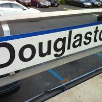 Photo taken at LIRR - Douglaston Station by Douglas G. on 6/7/2011