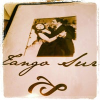 Photo taken at Tango Sur by Jennifer M. on 4/8/2012