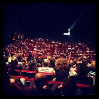 Photo taken at Utrecht City Theater by Onno F. on 4/15/2012