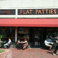 Photo taken at Flat Patties by Jay N. on 9/12/2011
