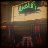 Photo taken at McAlister's Deli by Christina G. on 4/21/2012