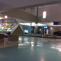 Photo taken at Pensacola International Airport (PNS) by Chelsea R. on 4/10/2011
