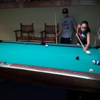 Photo taken at SoHo Billiards by Shakia O. on 7/4/2012