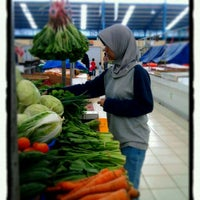 Photo taken at Pasar Segar by azil p. on 9/1/2011