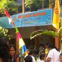 Photo taken at Sekolah Pangudi Luhur by Bagoes Y. on 2/11/2012