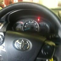 Photo taken at Peoria Toyota Scion by Scott B. on 8/25/2012