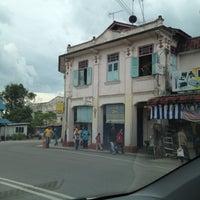 Photo taken at Pekan Merlimau by jamilah j. on 3/11/2012