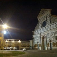 Photo taken at Piazza Santa Maria Novella by Jean Patrick G. on 9/12/2012
