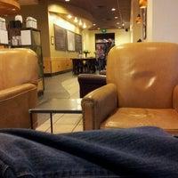 Photo taken at Starbucks by Leo v. on 3/24/2012