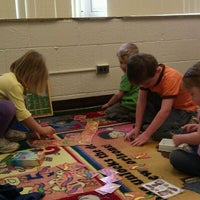 Photo taken at Greenwood Elementary School by Wendy C. on 4/19/2012