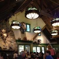 Photo taken at Restaurantosaurus by Bryan H. on 4/24/2012